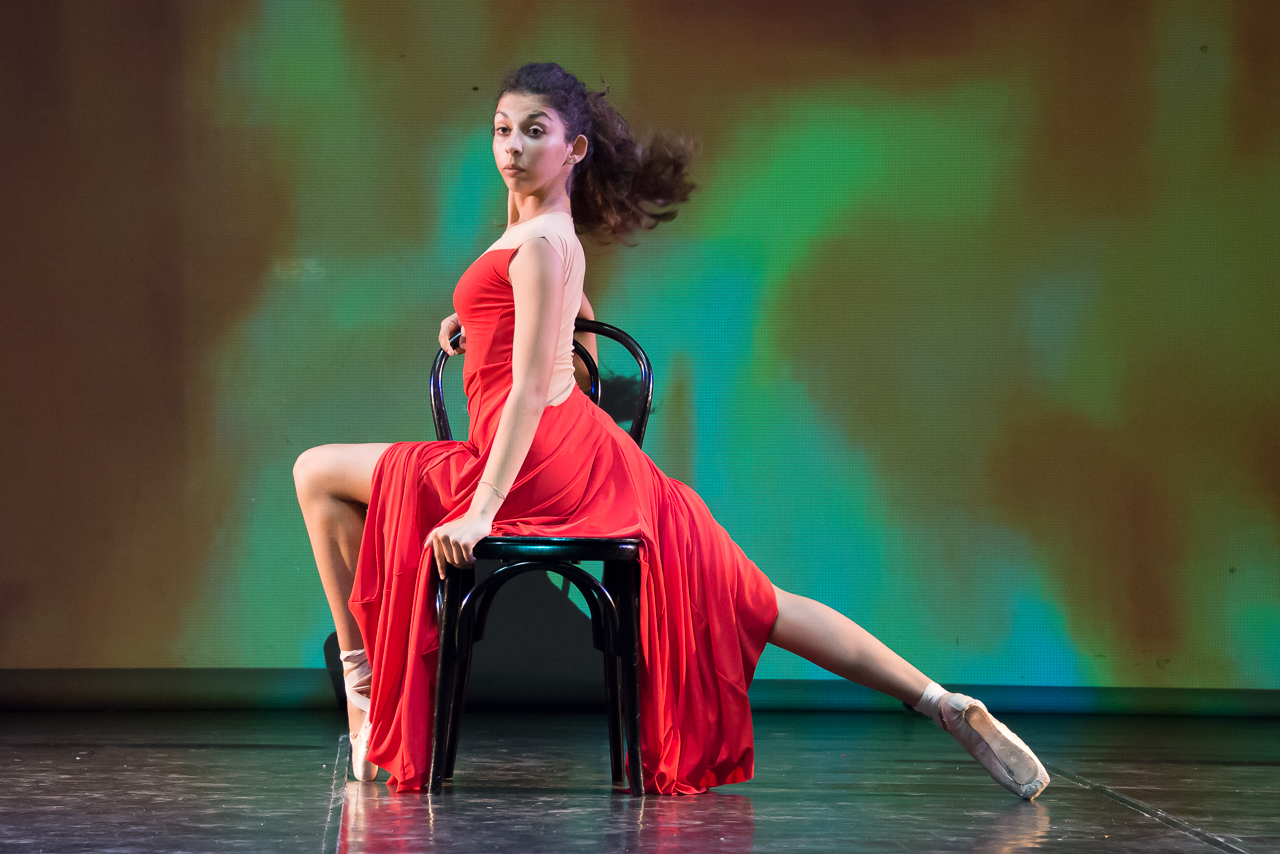 Tango con Chiara Morabito 2014