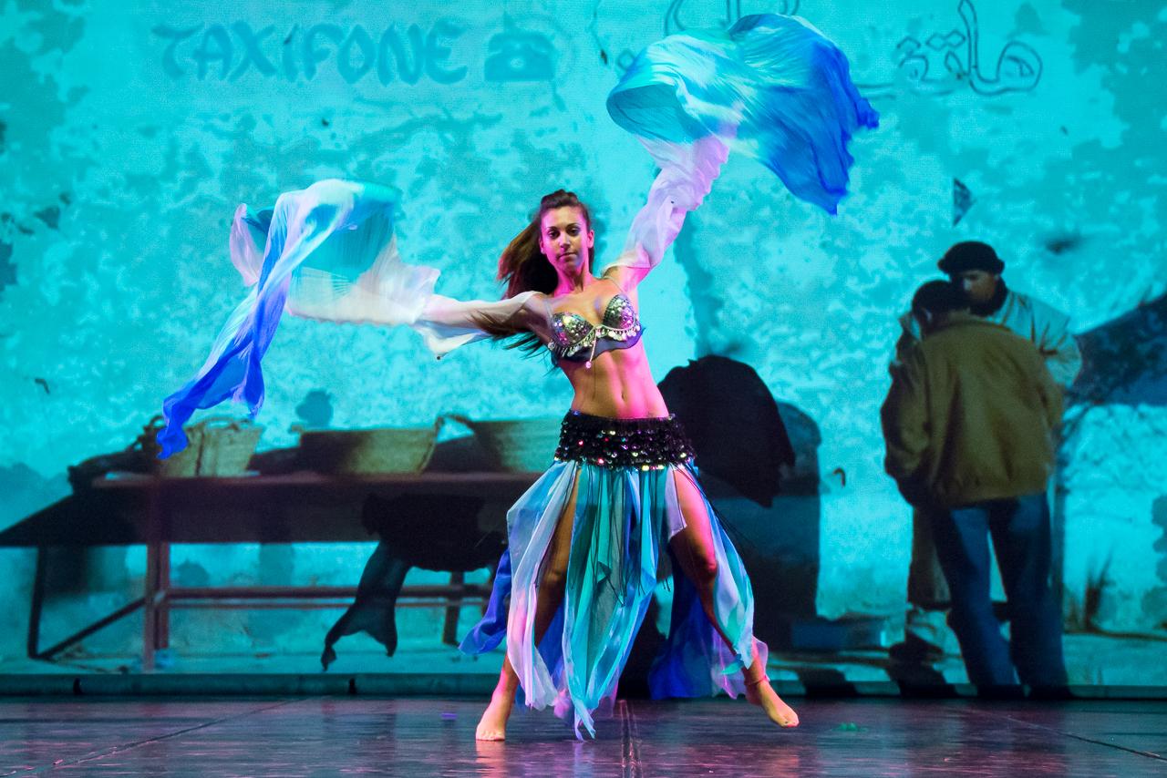 danza orientale 2014